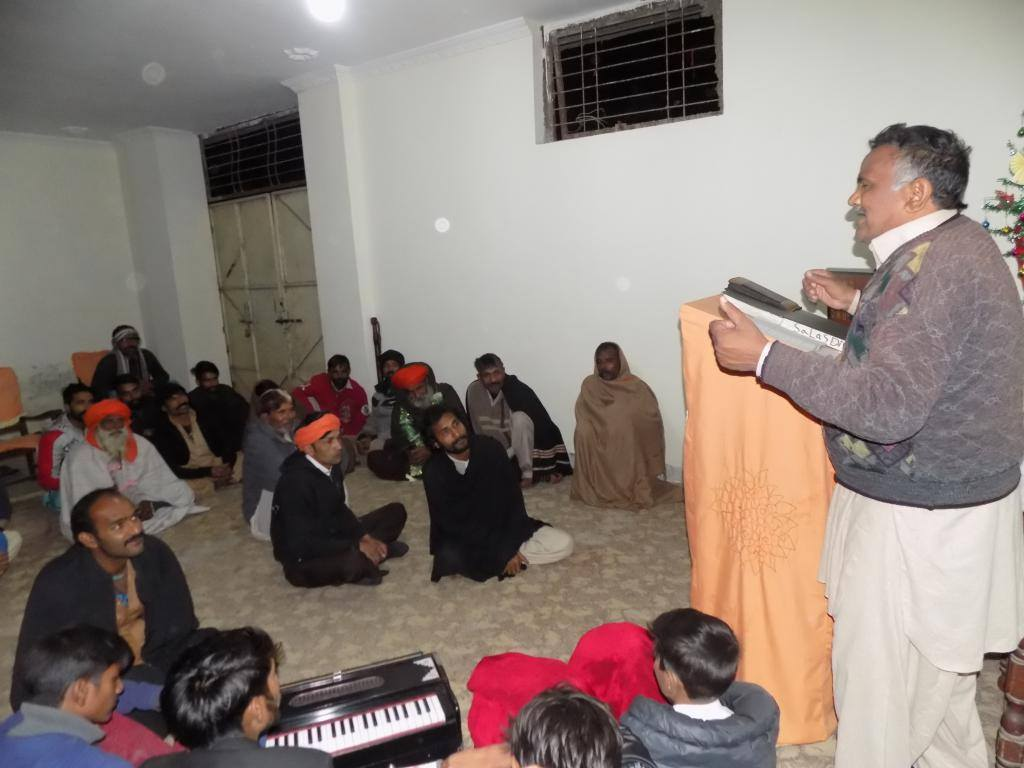 Anti Drugs Ministry by Evangelical Ministries in Pakistan